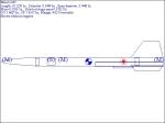 RockSim 2D Plan View